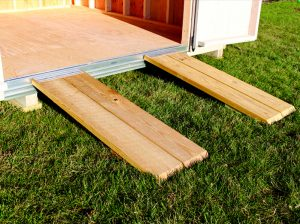 Removable Ramp
