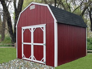 Deluxe Sheds