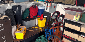 Three Factors To Look Out For When Storing Belongings In Your New Shed
