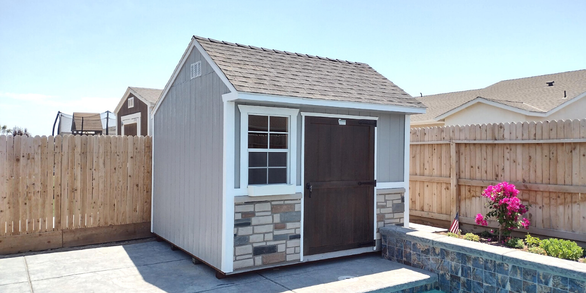 How To Find The Best Custom Shed In Sanger, CA